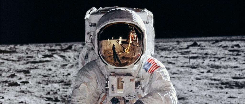 Buzz Aldrin on the moon | Photo: NASA